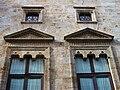 Finestres del Palau de la Generalitat.JPG
