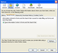 Using Firefox/Preferences - Wikibooks, open books for an