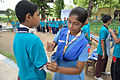 First Aid and Emergency Management Session - Summer Camp - Nisana Foundation - Sibpur BE College Model High School - Howrah 2013-06-08 9157.JPG