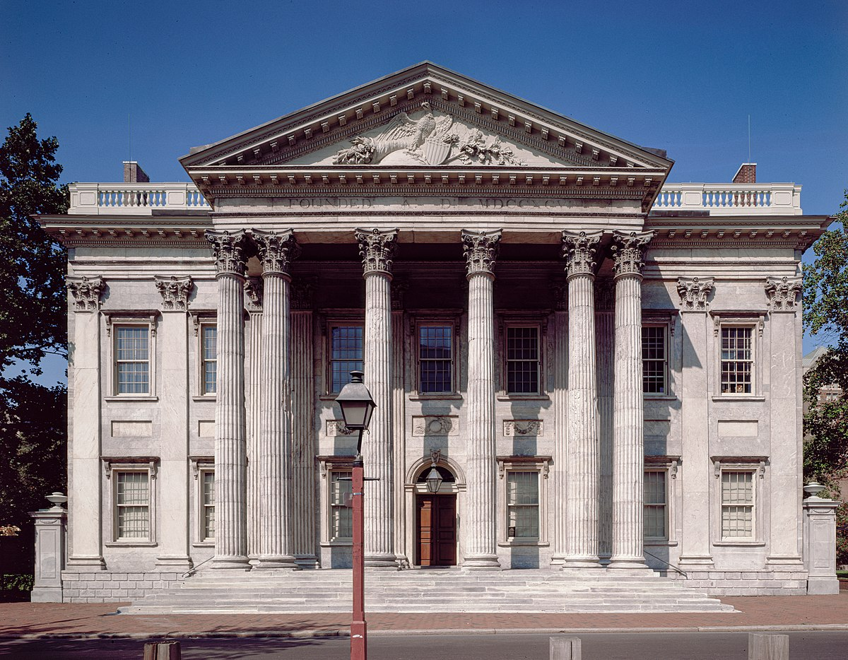 First Bank of the United States - Wikipedia