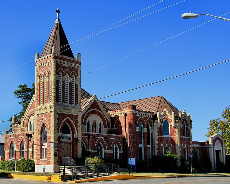 Lockhart (TX) United States  City new picture : Disciples of Christ of Lockhart in Lockhart, Texas, United States ...