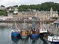 Fishing Boats, Heritage Wharf - geograph.org.uk - 1725829.jpg