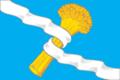 Flag of Khvorostyanka (Samara oblast).png