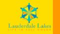 Flag of Lauderdale Lakes, Florida.png