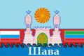 Flag of Shava (Dagestan).png