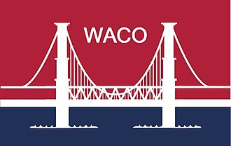 Waco, Texas - From left to right, top to bottom: Downtown, McLennan County Courthouse, Waco Suspension Bridge, Dr. Pepper Museum, Waco Mammoth National Monument, Baylor University, Waco Hippodrome, William Cameron Park, Texas Ranger Hall of Fame and Museum, and Austin Avenue in Downtown