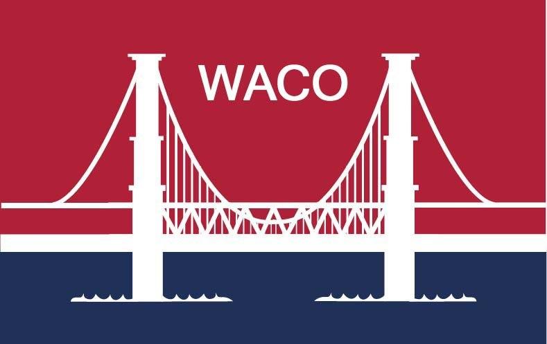 Flag of Waco, Texas