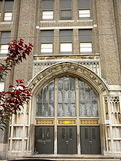 Parkway Center City High School High school in Philadelphia, Pennsylvania