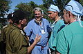 Flickr - Israel Defense Forces - American Volunteers Join Israeli Aid Delegation (1).jpg