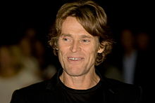 William Dafoe el 2009