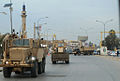 Flickr - The U.S. Army - Convoy in Baghdad.jpg