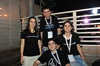 Flickr - Wikimedia Israel - Wikimania 2011 - Beach party (53).jpg