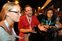 Flickr - Wikimedia Israel - Wikimania 2011 Early Comers' Party (15).jpg