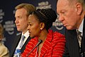 Flickr - World Economic Forum - Brende, Luhabe and Isdell - World Economic Forum on Africa 2008.jpg