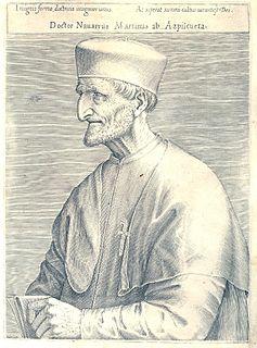 Martín de Azpilcueta Spanish theologian and economist