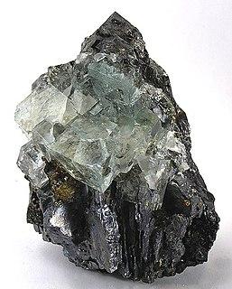 Sphalerite sulfide mineral