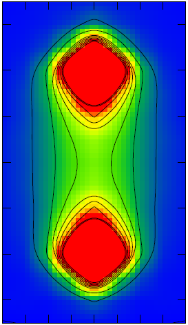Fluxtube meson
