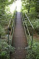 Footbridge over a brook near Bourn - geograph.org.uk - 487689.jpg