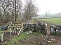Footpath to Alport continues after Coalpit Lane - geograph.org.uk - 700070.jpg