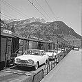Ford 17M van Willem Van de Poll op de autotrein, Bestanddeelnr 254-5084.jpg