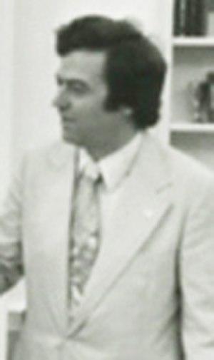 Paul Manafort - Paul Manafort in 1976