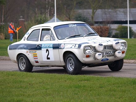 Ford Escort – Wikipedia, wolna encyklopedia