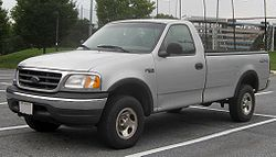1999–2003 Ford F-150 XL regular cab