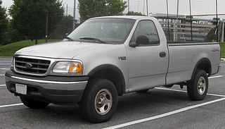 Ford F-Series (tenth generation) Motor vehicle