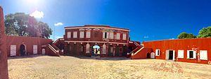 Frederiksted, U.S. Virgin Islands - Fort Frederik