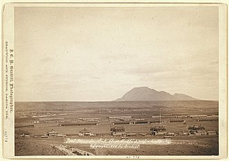 Fort Meade (South Dakota) - Image: Fort Meade Dakota 1888