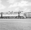 Fort Worth and Denver City, Diesel Electric Freight Locomotive No. 750A (16062686556).jpg