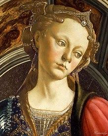 lucrezia donati - Leonardo Da Vinci Lebenslauf