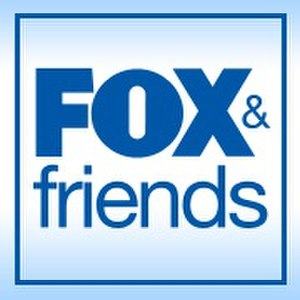 Fox & Friends - Image: Foxand Friends Logo