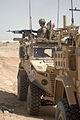 Foxhound Patrol Vehicle in Afghanistan MOD 45154003.jpg