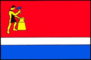 Frýdlant nad Ostravicí - Image: Frýdlant nad Ostravicí (CZE) flag