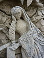 Fr Grand Good wife and good mother gravestone Woman top detail.jpg