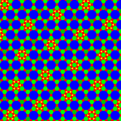Fractalizing the Snub Trihexagonal Tiling (Truncated Trihexagonal).png