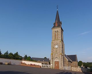 Saint-Christophe-de-Chaulieu Commune in Normandy, France