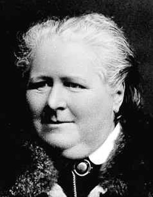 Darwin from Descent of Man to Emotions - Darwin sought to trump Frances Power Cobbe by writing in the Descent of Man that though women tended to be more intuitive, this was shared by less advanced peoples.