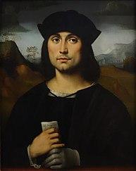 Portrait d'Evangelista Scappi