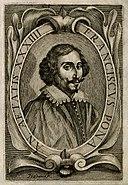 Francesco Pona. Line engraving by H. David. Wellcome V0004736.jpg