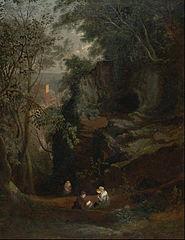 Landscape near Clifton