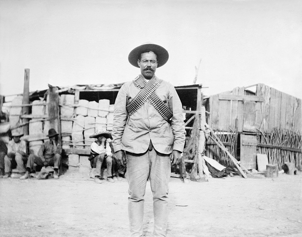 "Francisco ""Pancho"" Villa (restorated)"