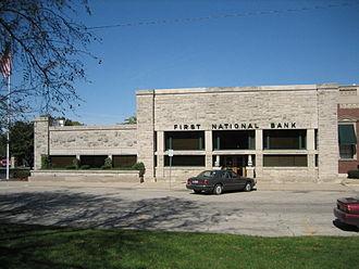 Frank L. Smith Bank - Image: Frank L. Smith Bank 1