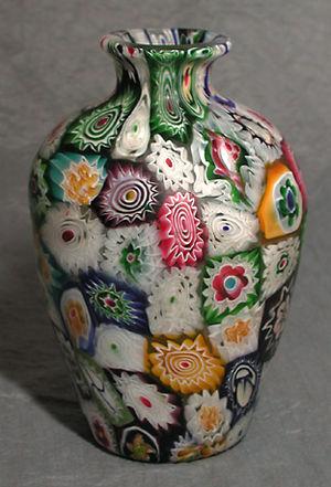 Vase - Image: Fratelli Toso 3