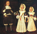 Freake-Gibbs Painter (attrib. to) - David, Joanna and Abigail Mason - Google Art Project.jpg
