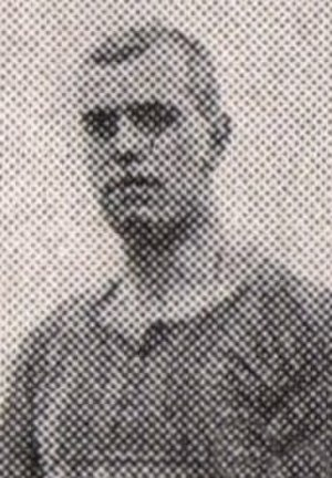 Fred Hobson - Hobson while with Brentford 1904
