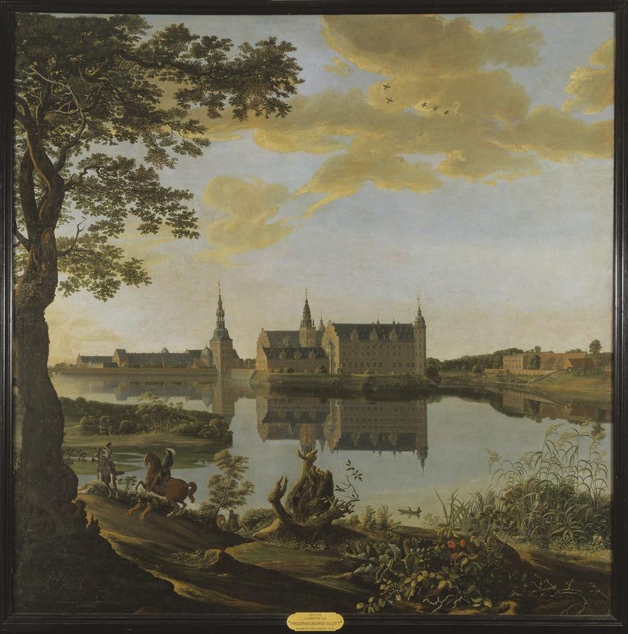Landscape with Frederiksborg Palace