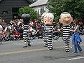 Fremont Solstice Parade 2007 - Bush et al 02.jpg
