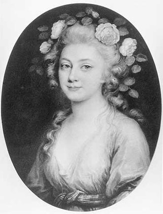Princess Louise of Prussia (1770–1836) - A young Princess Louise.